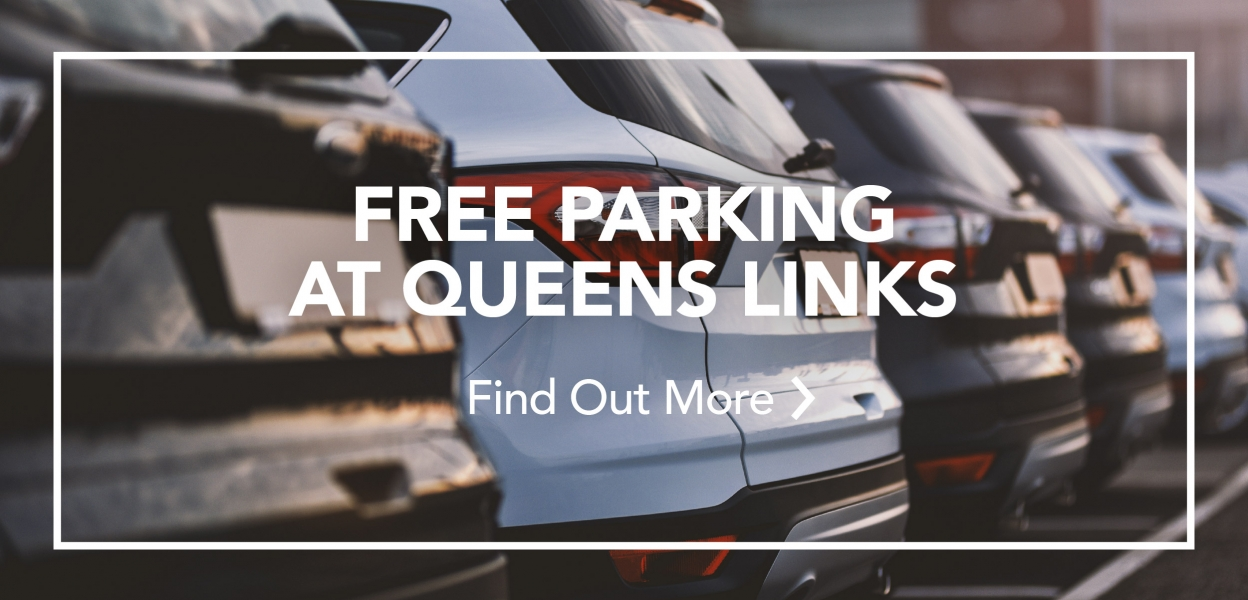 Free Parking At Queens Links
