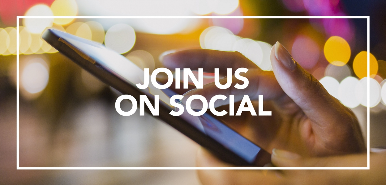 Join Us On Social