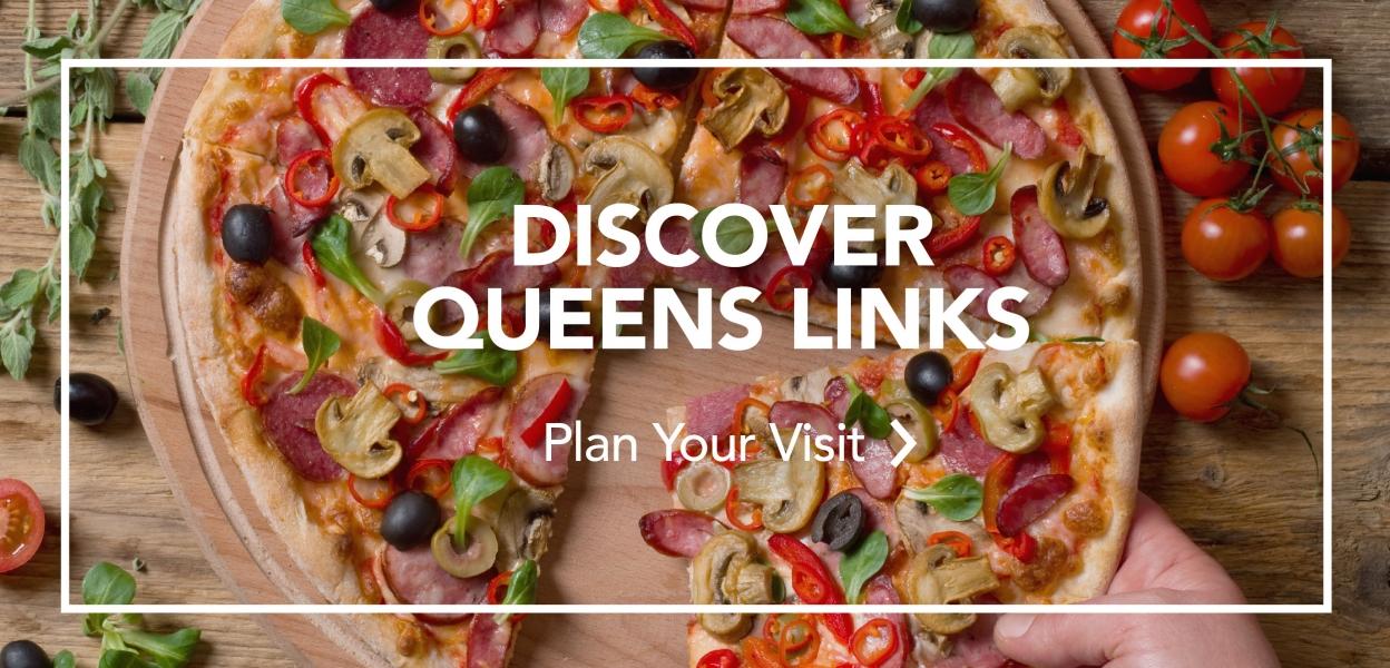 Discover Queens Links