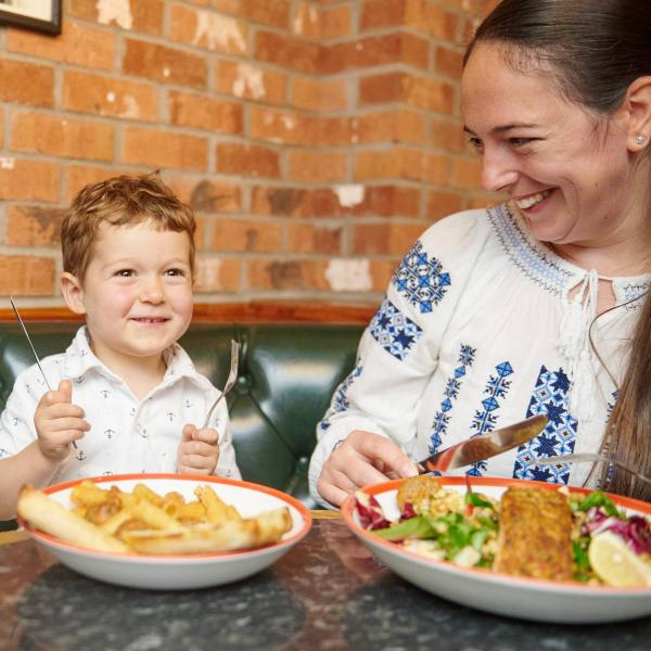 Frankie & Benny's at Queens Links Leisure Park