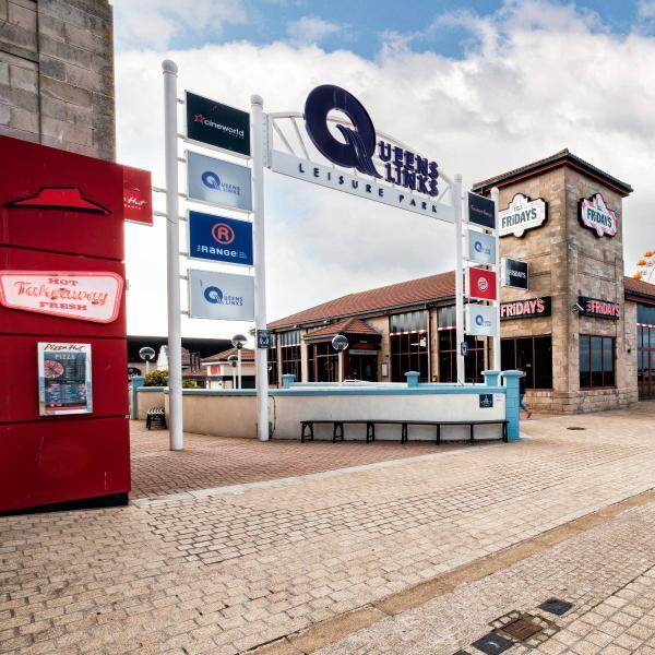 Queens Links Leisure Park Aberdeen